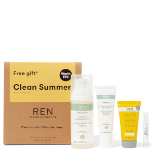 REN Clean Skincare Clean Screen SPF Kit (Free Gift)