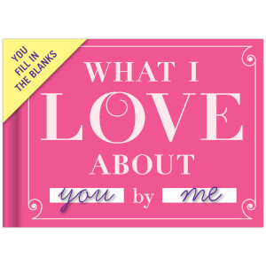 Knock Knock Love Journal: Love About You