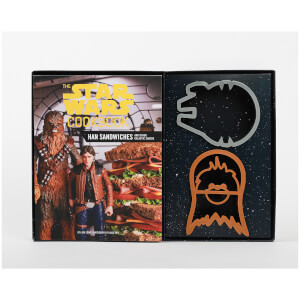 The Star Wars Cookbook: Han Sandwiches and Other Galactic Snacks