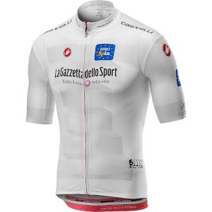 Castelli Giro D'Italia Squadra Jersey - Bianco