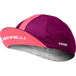 Castelli Giro D'Italia Cap - Ciclamino
