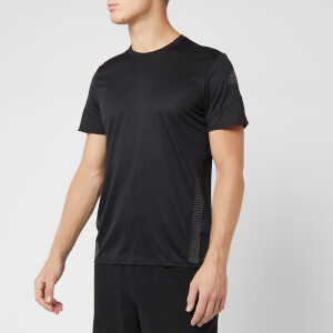adidas Men's 25/7 Runner Short Sleeve T-Shirt - Black