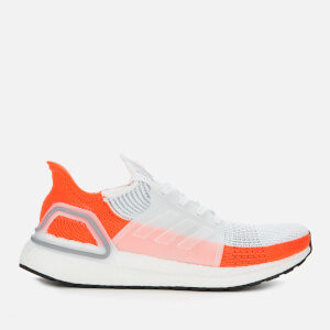 adidas Men's Ultraboost 19 Trainers - Ftwr White/Blue Tint S18/Grey Two F17