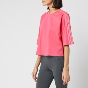 adidas Women's Sid Short Sleeve T-Shirt - Real Pink