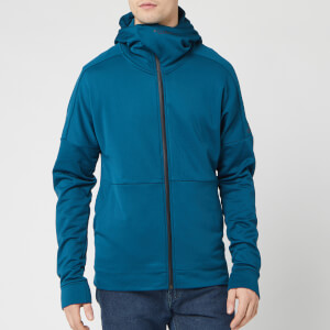 adidas Men's ID Full Zip Hoodie - Tech Mineral