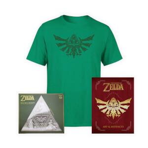 The Legend Of Zelda Hyrule Bundle