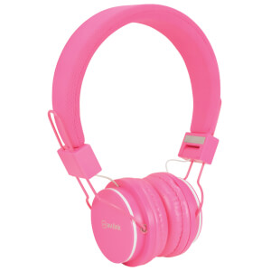 AV: Link Kids Headphones - Pink