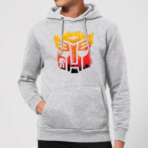 Transformers Autobot Symbol Hoodie - Grey