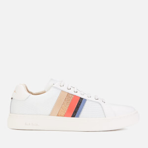 Paul Smith Women's Lapin Cupsole Trainers - White