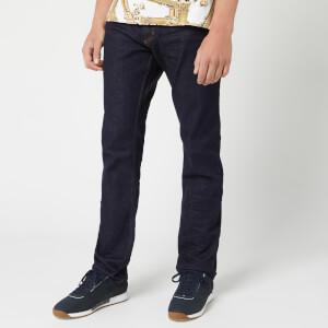 Versace Jeans Men's Foil Detail Jeans - Indigo