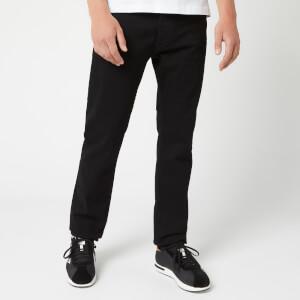 Versace Jeans Men's Foil Detail Jeans - Nero