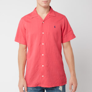 Polo Ralph Lauren Men's Camp Collar Shirt - Cactus Flower