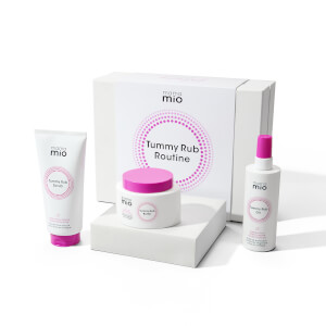 Mama Mio Coffret Routine Anti-vergetures Tummy Rub Routine (Valorisé à 81.00€)