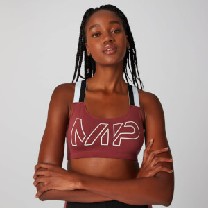 The Original Sports Bra - Port