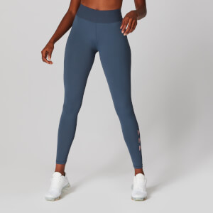 Training Leggings - Indigo