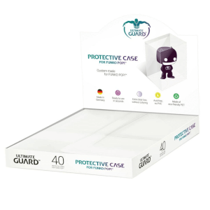 Ultimate Guard Pop Protector Pack of 40