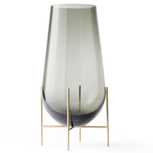 Menu Echasse Vase - Small - Smoke