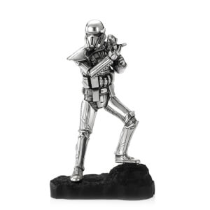 Figurine Death Trooper en étain Star Wars - Royal Selangor