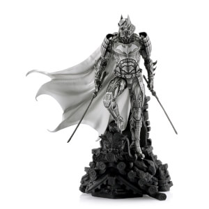 Royal Selangor DC Comics Batman Samurai Series Pewter Figurine 39.5cm