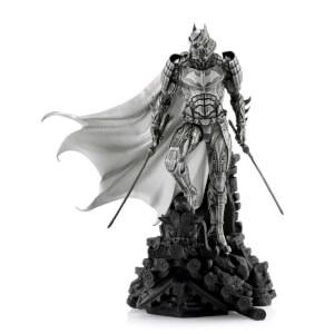 Figurine Batman Samurai en étain DC Comics - 39.5cm - Royal Selangor