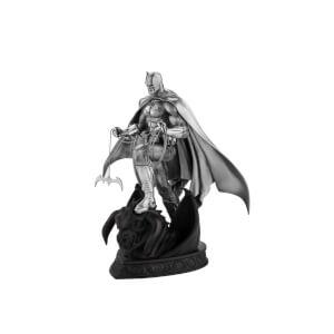 Figurine Batman en étain Édition Limitée DC Comics - 23.5cm (30000 exemplaires dans le monde) - Royal Selangor