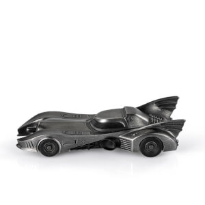 Royal Selangor DC Comics Batmobile Vehicle - Pewter Replica