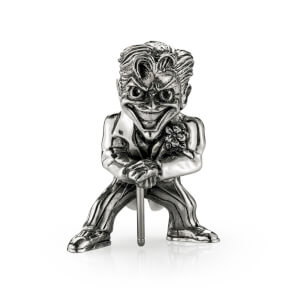Mini-figurine Joker en étain DC Comics - 5cm - Royal Selangor