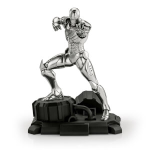 Royal Selangor Marvel Iron Man Limited Edition Pewter Figurine 23.5cm (3000 Pieces Worldwide)
