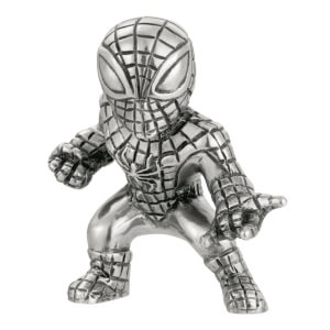 Mini-figurine Spider-Man en étain Marvel - 5cm - Royal Selangor