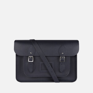 "The Cambridge Satchel Company Women's 14"" Satchel - Navy"