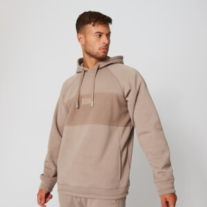 Luxe Leisure Fleece Hoodie - Quarry
