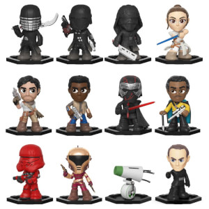 Figura Misteriosa Funko Mystery Mini Star Wars: El Ascenso De Skywalker (x1)