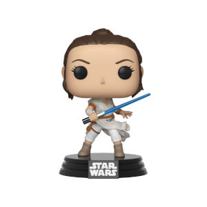 Figurine Pop! Rey - Star Wars : L'ascension De Skywalker