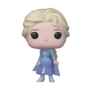 Figurine Pop! Elsa - La Reine Des Neiges 2 - Disney
