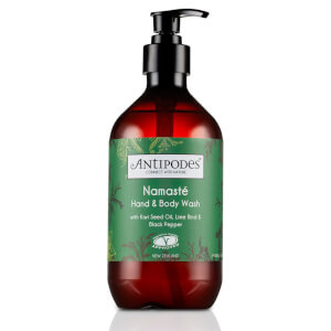 Antipodes Namaste Hand and Body Wash 500ml