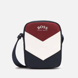 BOSS Men's Hyper Mini Messenger Bag - Red/White/Blue