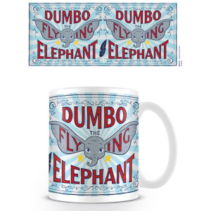 Dumbo Movie (The Flying Elephant) Coffee Mug