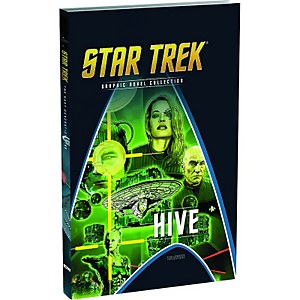 Eaglemoss Star Trek Graphic Novels Hive - Volume 3