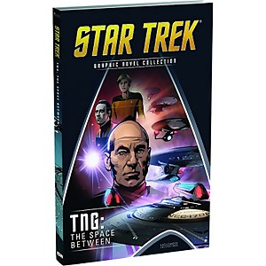 Eaglemoss Star Trek Graphic Novels The Space Between- Volume 5