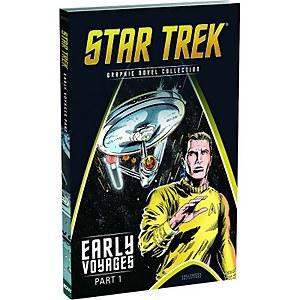 Eaglemoss Star Trek Graphic Novels Star Trek Early Voyager (Part 1) - Volume 9
