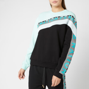 P.E Nation Women's Double Block Sweatshirt - Black