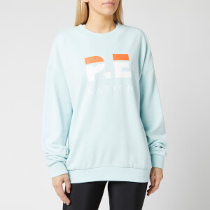 P.E Nation Women's Heads Round Sweatshirt - Blue