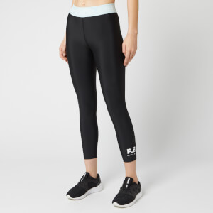 P.E Nation Women's Kick Force Leggings - Black
