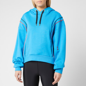 P.E Nation Women's Lineal Success Hoodie - Blue