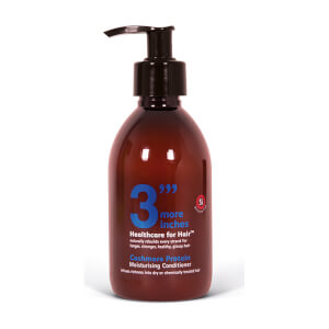 3 More Inches Cashmere Protein Moisturising Conditioner 250ml