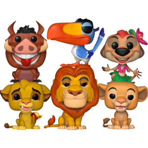 Disney - Il Re Leone Pop! Bundle