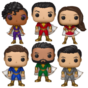Shazam Pop! Vinyl - Pop! Collection