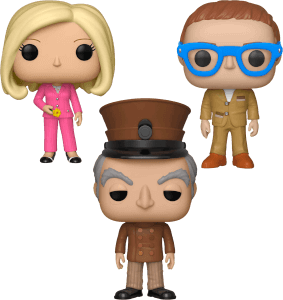 Thunderbirds Funko Pop! Bündel