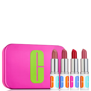 Clinique Plenty of Pop Lipstick Set