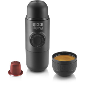 Wacaco Minipresso NS Portable Espresso Machine from I Want One Of Those
